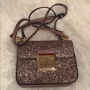 Aldo Glitter Bag